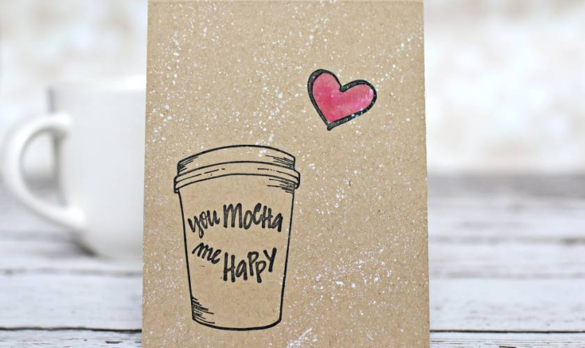 Mocha Love with Spring Coffee Lovers Blog Hop