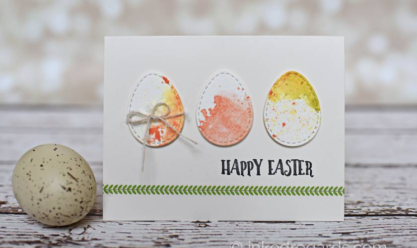 A Muse Studio Stitched Easter Eggs